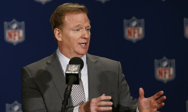 """Roger Goodell says marijuana is unhealthy and addictive = Legality aside, marijuana is banned under NFL rules. Commissioner Roger Goodell recently explained why it remains that way on ESPN's Mike and Mike. Per NBC's Pro Football Talk and Michael David Smith, he said: """"I think you still have to look at a lot of aspects of marijuana use. Is it something that can be….."""