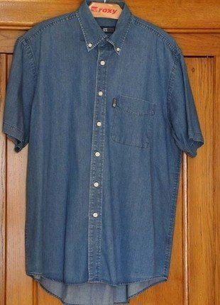 À vendre sur #vintedfrance ! http://www.vinted.fr/mode-hommes/chemises/28032690-tres-belle-chemisette-jean-armand-thiery-be-t-m