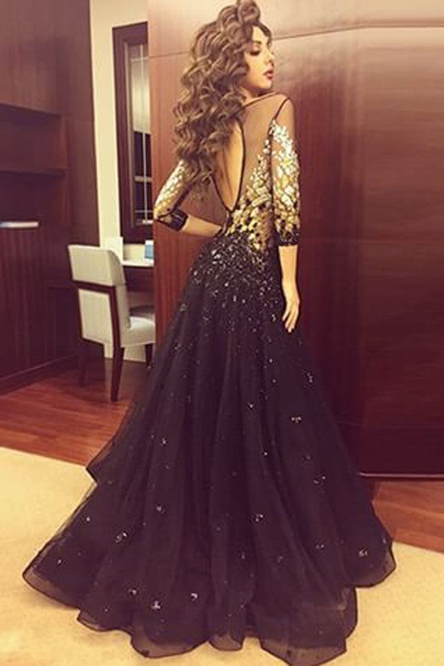 Myriam Fares: Four Fashionable Outfits in One Week