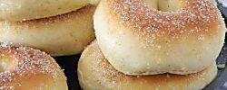 Donas horneadas, deliciosas y saludables