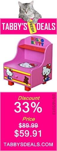 hello kitty side table 5991 with images  hello kitty