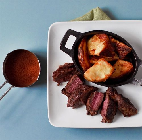 I am not a big meat eater, in fact, I don't even eat red meat. Elk backstrap is certainly a...