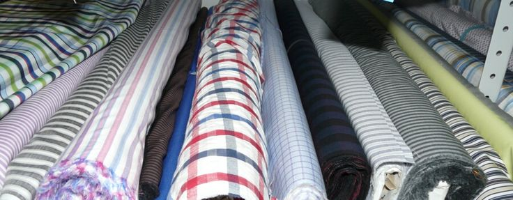 Большое поступление сорочечных тканей на метраж. 100% хлопок, Италия, 320 руб/п.м. в продаже в зале №3.