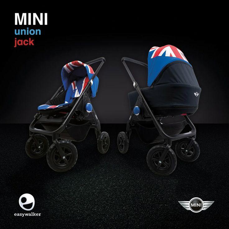 Peekaboo! Easywalker Mini Cooper Edition oh yeah Mini