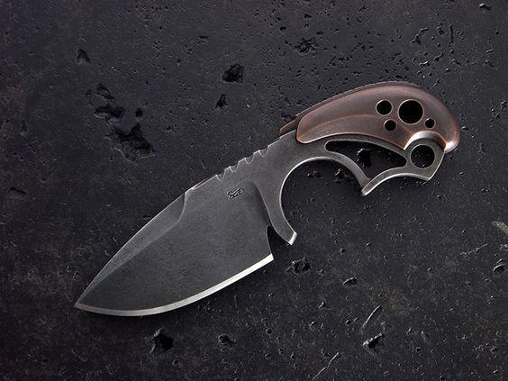 Custom Fixed Blade Knife 149