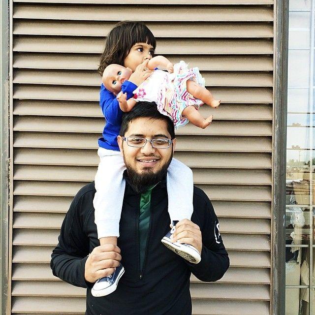 Meet Ebrahim. And his boss. (at De Deur)