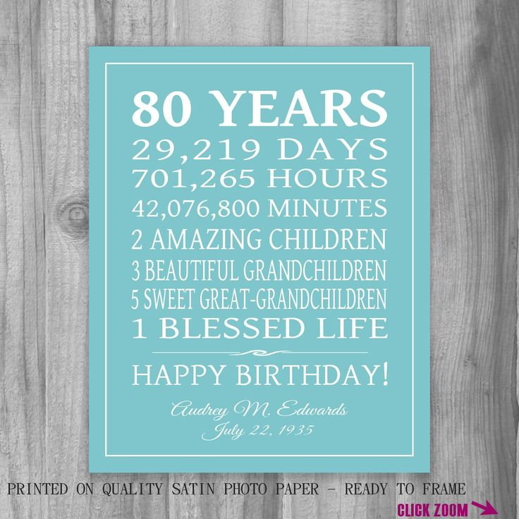 80th Birthday Poems For Friends Poemsrom