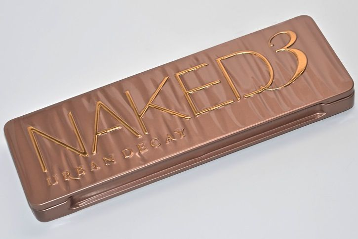 Urban Decay Naked 3 color preview & pallett review.