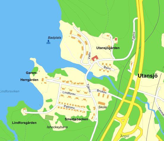 Kartor, Västernorrlands län (UTF-8)
