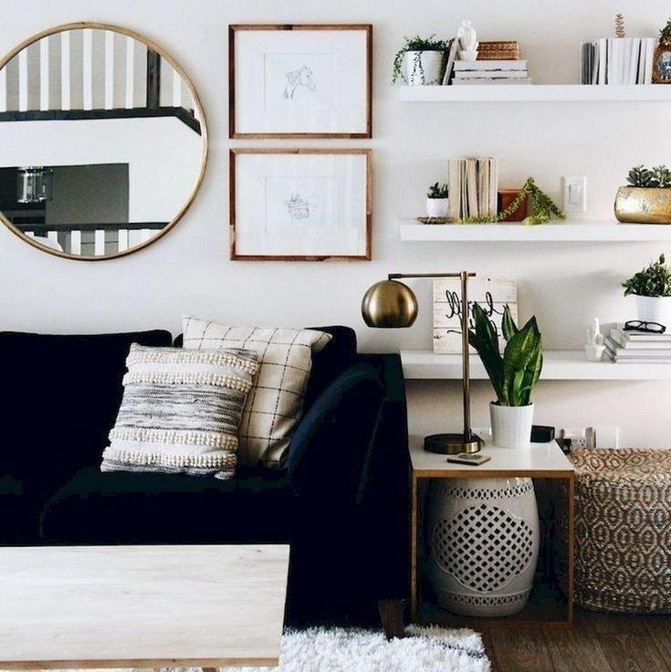 39 Stunning Apartment Decorating Studio Ideas Maanitech Com Apa Small Apartment Decorating Living Room Living Room Scandinavian Living Room Decor Apartment