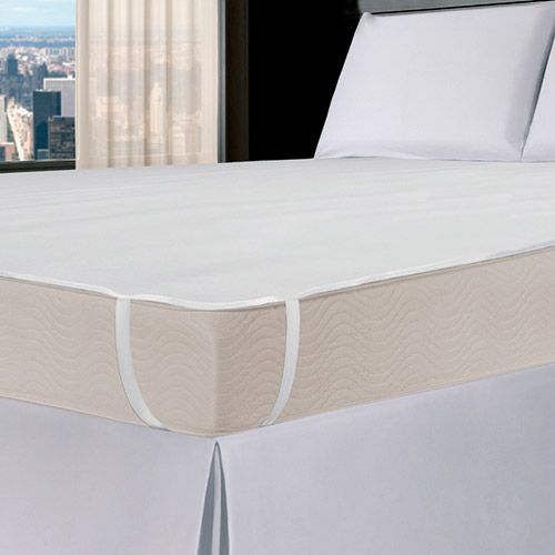 Protetor de Colchão Queen Microfibra Impermeavel - Casa & Conforto R$ 69,90