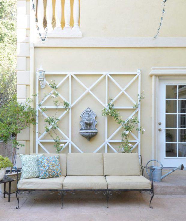 Best 25 Wall Trellis Ideas On Pinterest Trellis Diy