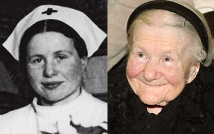 Proof that angels exist. Irena Sendler (1910-2008) A 98 year-old German woman named Irena Sendler, recently died. During WWII, Irena worked in the Warsaw Ghetto as a plumbing/sewer specialist. Irena smuggled Jewish children out; infants in the bottom of the tool box she carried and older children in a burlap sack she carried in the back of her truck. She also had a dog in the back that she trained to bark when the Nazi soldiers let her in and out of the ghetto. The soldiers wanted nothing…