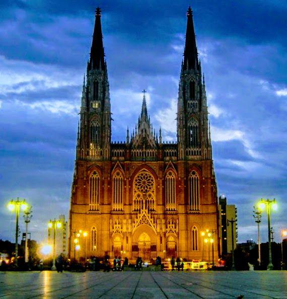 Catedral de La Plata, Argentina