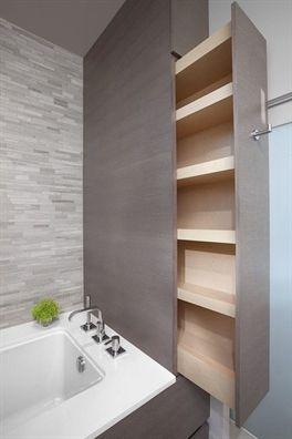 17 Geniale Ideen Fur Zusatzliche Aufbewahrung Im Badezimmer Tchibo