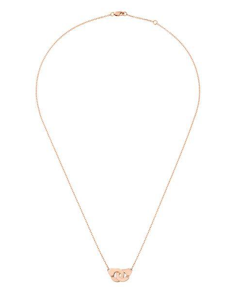 Le collier Menottes en or rose de Dinh Van