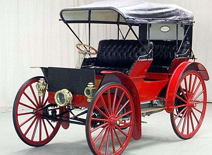 International Harvester Model A 2P, B 4P et D Touring, voiture routière de 1907  La International Harvester Model A 2P, B 4P et D Touring, cet ancien véhicule fut fabriqué de 1907 à 1909.