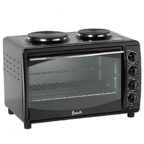Choose The Avanti Multi Function Oven Black For