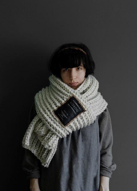 Вязание от Йоко Джебран