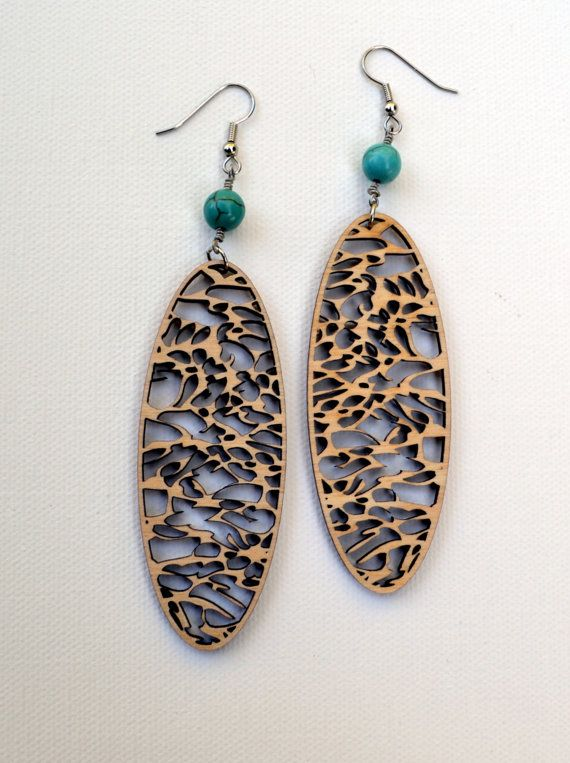 57 Best Laser Cut Plywood Jewellery Images On Pinterest