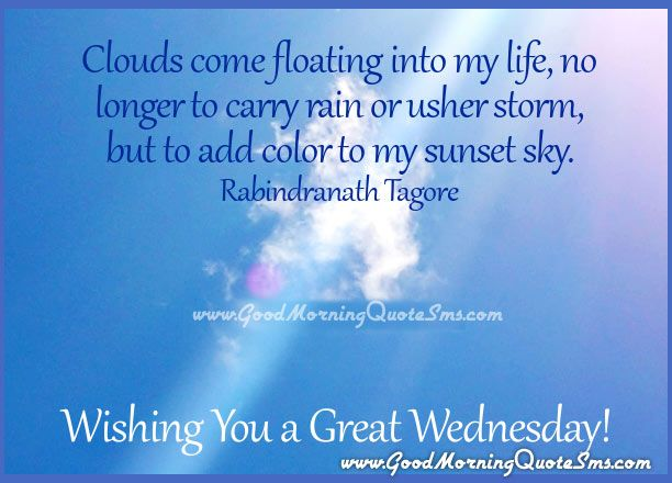 Happy Wednesday Quotes - Happy Morning Images, Good Morning Quotes ...
