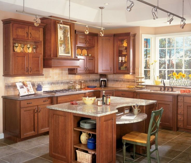 Best Small Kitchen Design With Island For Perfect: 17 Best Images About Kitchen Islands For Small Spaces On
