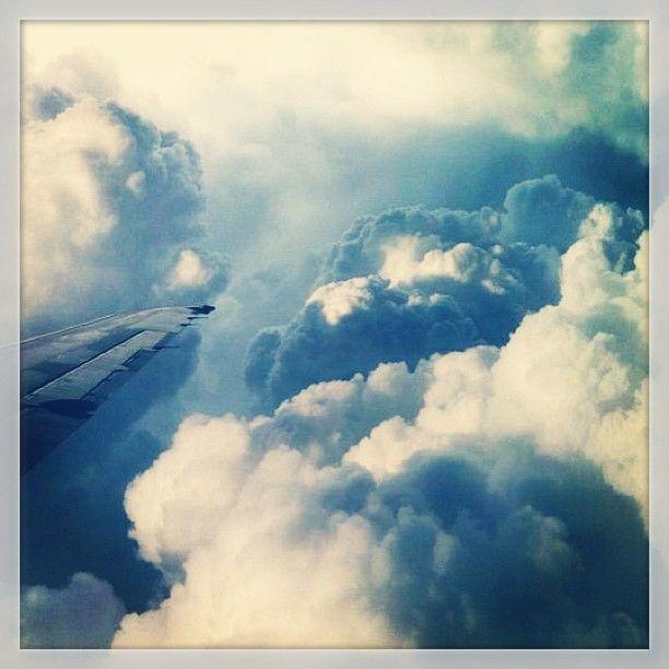 Un paseo por las nubes