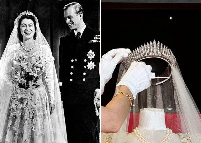 Tiara Fringe da Rainha Mary – Foto: reprodução