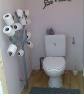 comment faire un arbre papier toilette ou pqtier cr ativit pinterest bricolage et comment. Black Bedroom Furniture Sets. Home Design Ideas