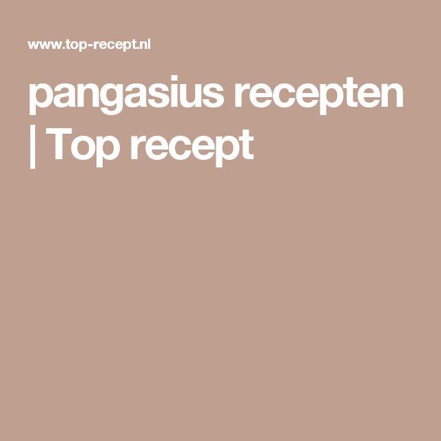 pangasius recepten | Top recept