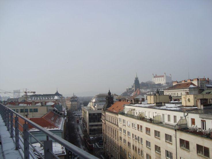 House rental contract in Bratislava