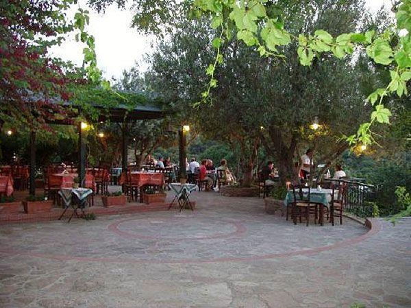 Vafios Tavern, Molyvos, Lesvos