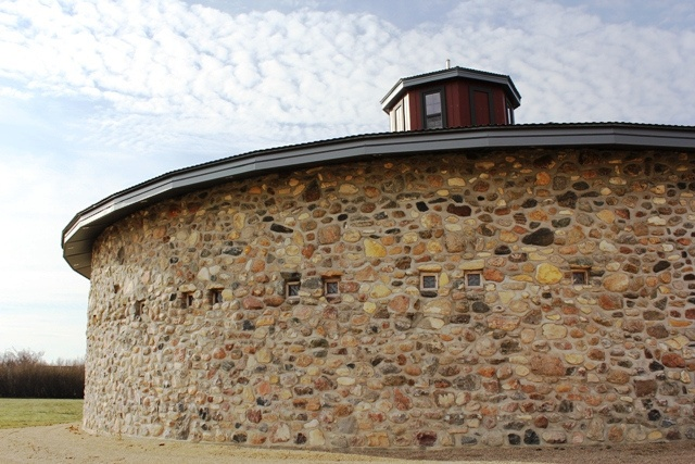 #IndianHead Bell Barn, via Flickr.  #Saskatchewan
