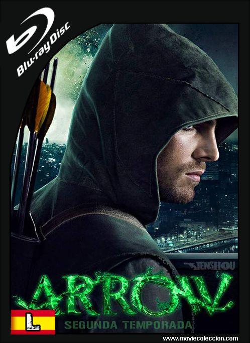 Arrow Temp 2 2013 720p HD | Latino ~ Movie Coleccion
