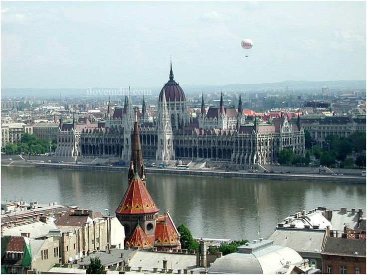 Budapest, the capital of Hungary,