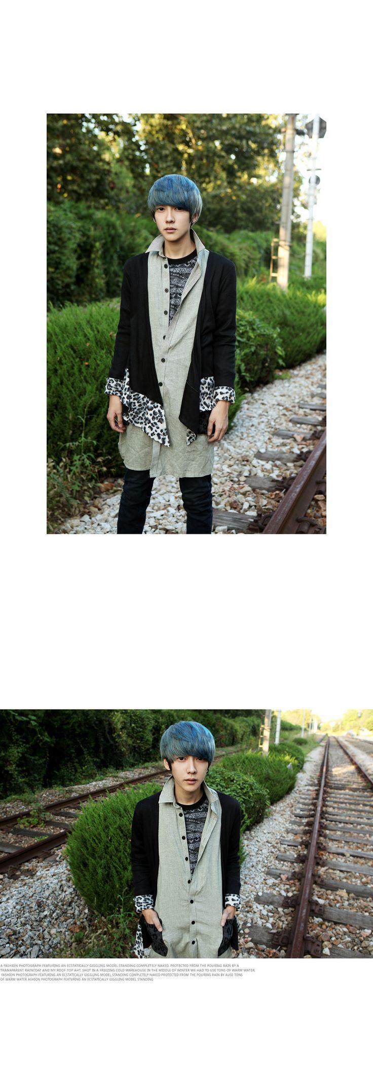 오늘주문 오늘도착★국내유일★1위쇼핑몰 아보키 [길리안 호피 가디건독특한 사선디테일 패턴!간지나는 호피무늬 가디건!]