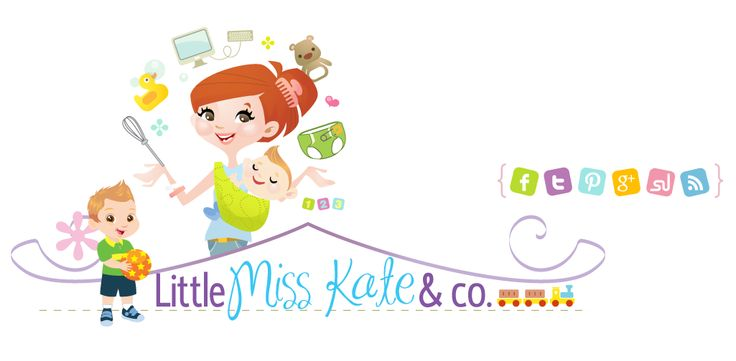 Little Miss Kate & Co. - Life as a mom, reviews, giveaways & everything in between