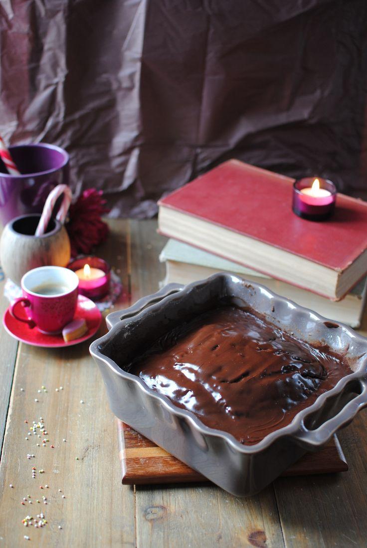 Gateau chocolat vegan rapide