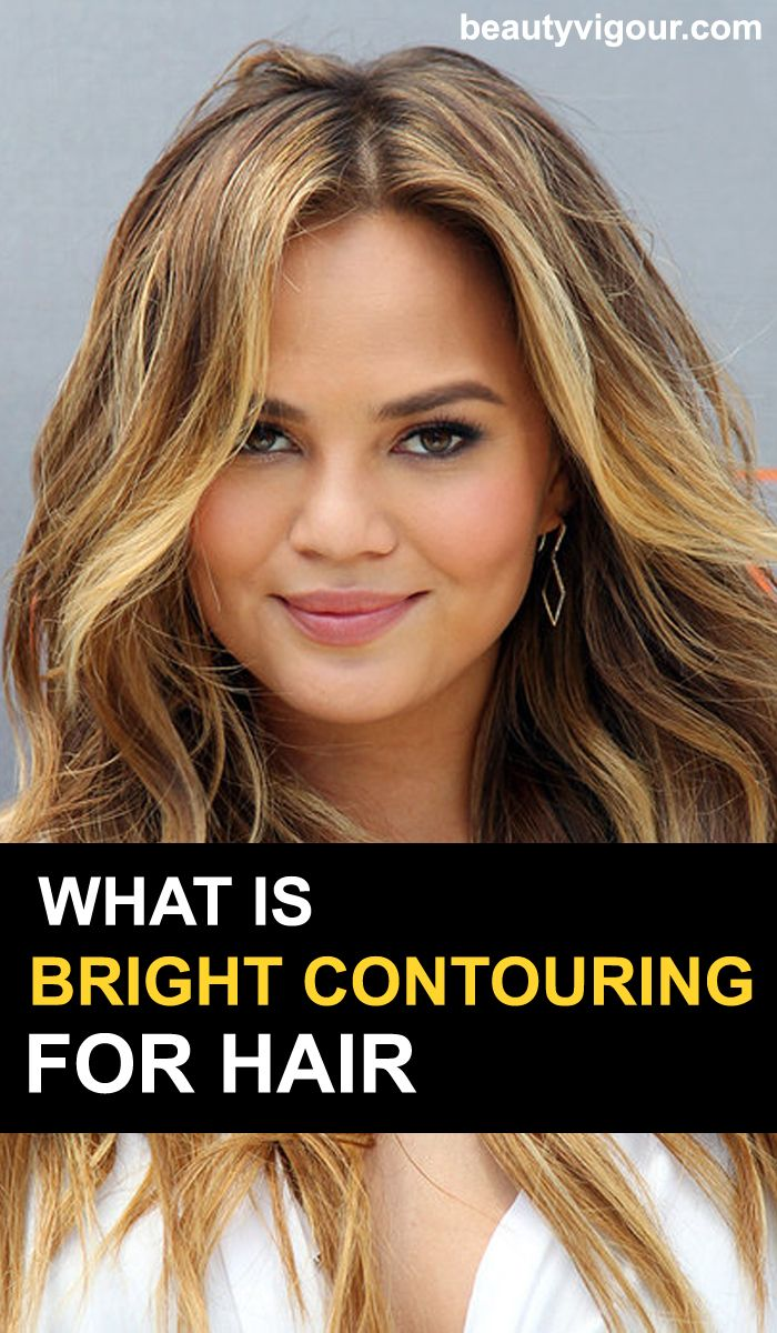 What is Bright Contouring for Hair? How to do it