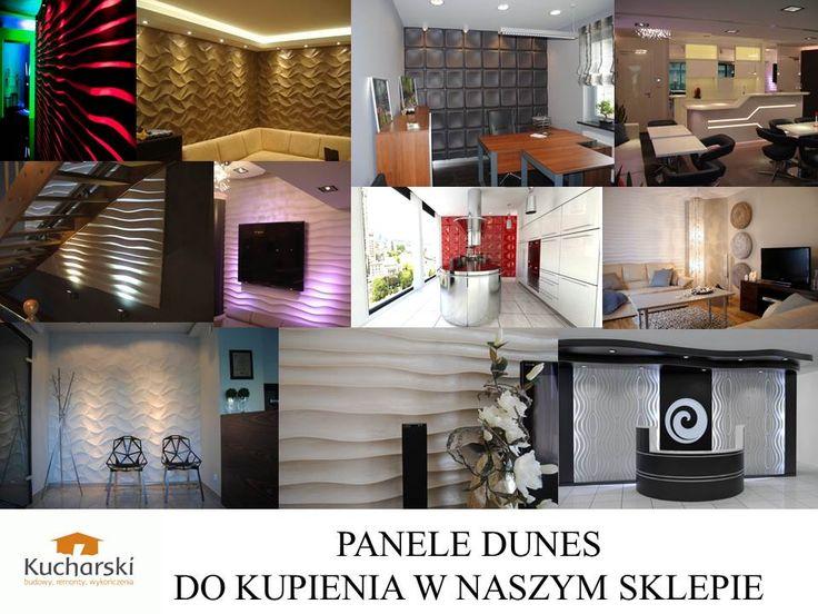 Oferta paneli dekoracyjnych 3D