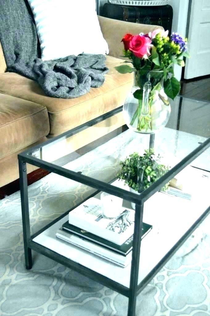 Fantastic Lucite Coffee Table On Wheels Graphics Idea Lucite