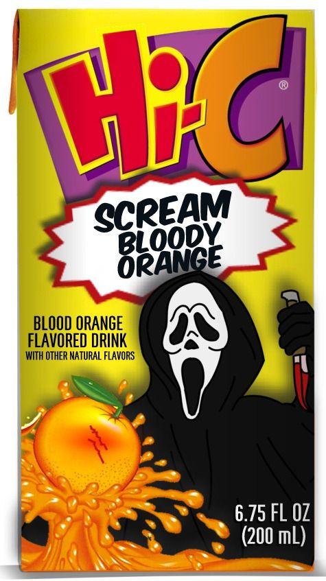 The Holidaze: Hi - C Horror Collection  Scream