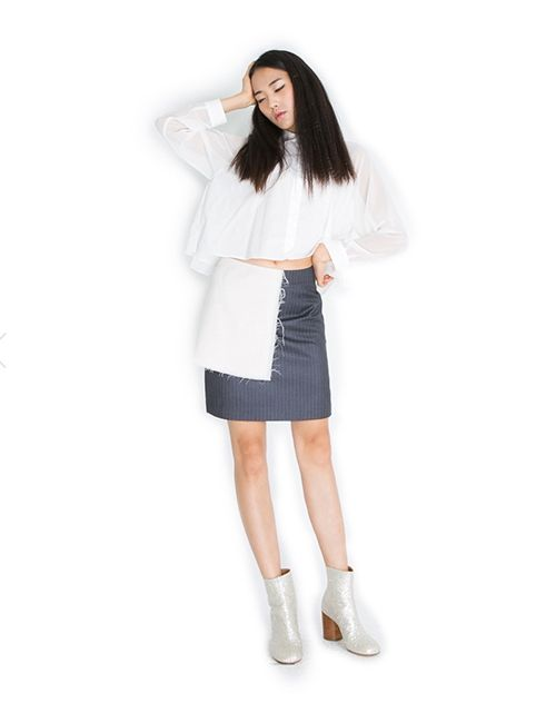 COTTON DETAILED SKIRT http://arcloset.com/product_view.php?gs_idx=BO130063SK