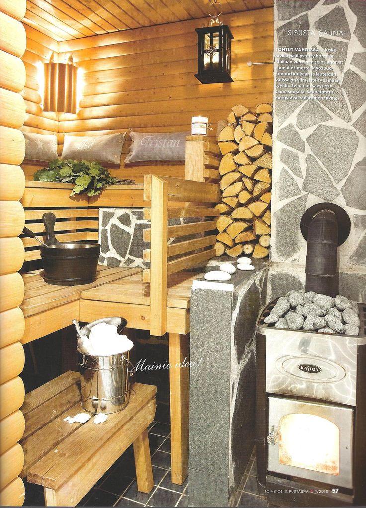 sauna, Finland