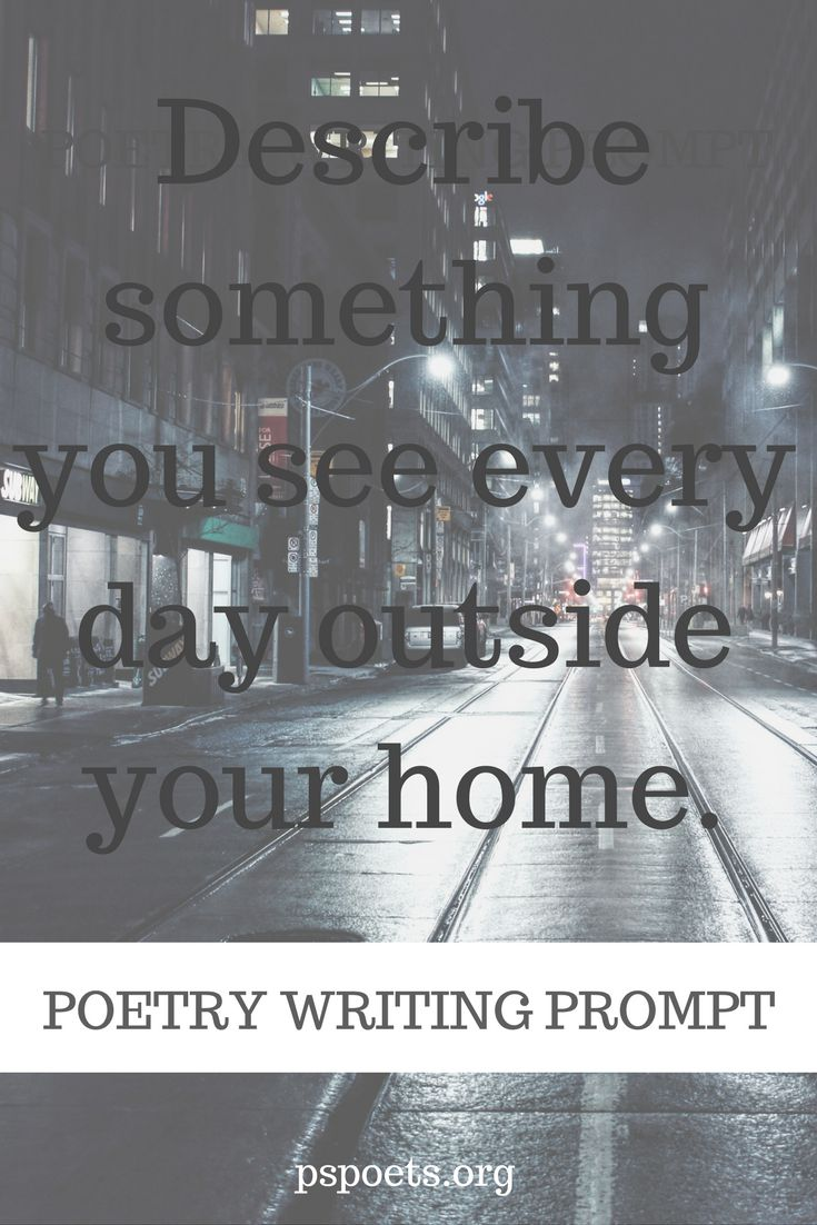 poetry writing prompts Fifth grade creative writing worksheets  with our most popular creative writing printables we have plenty of poetry and short-story  daily writing prompts,.