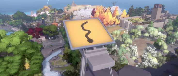 My first impressions about The Witness.