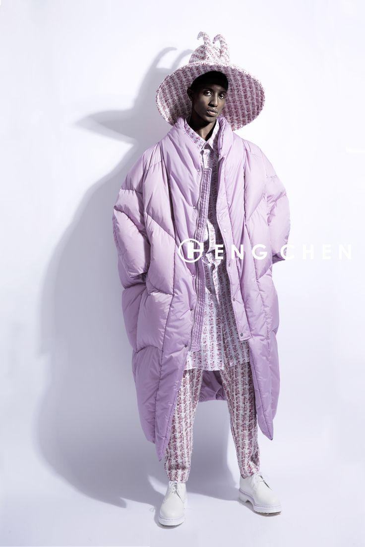 La La Lavender: Germaine/CHEN PENG | NOT JUST A LABEL/ this is a great new designer!!!