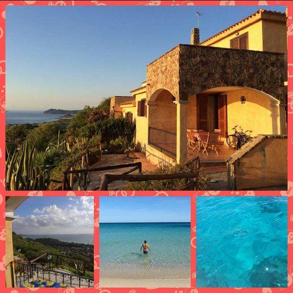 ALLE schwärmen von #Sardinien #Ferienhaus mit #Meeresblick ab 64€/Tag