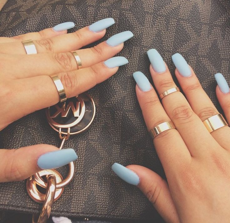 65 best nails images on Pinterest   Pretty nails, Gel nails and Long ...