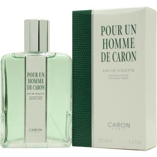 Caron Pour Homme By Caron Edt Spray 4.2 Oz
